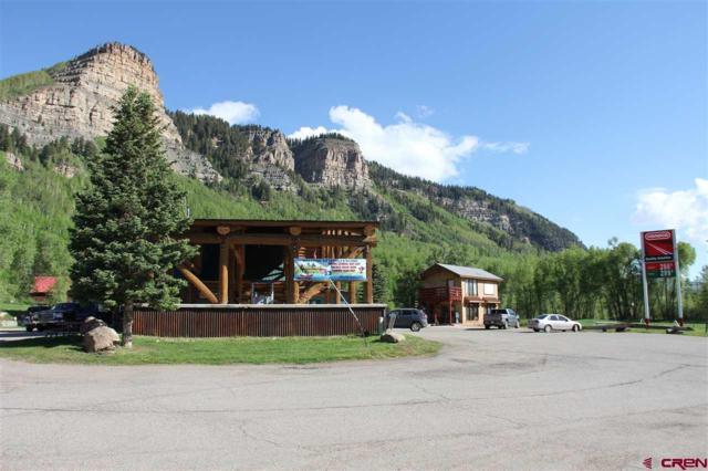 46825 N Us 550, Durango, CO 81301 (MLS #759688) :: Durango Mountain Realty