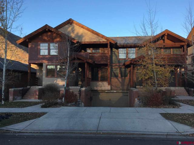 277 E 3rd #102, Durango, CO 81301 (MLS #759699) :: Durango Mountain Realty