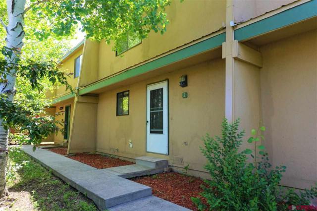1900 Florida D-2, Durango, CO 81301 (MLS #759708) :: Durango Mountain Realty