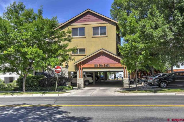 315 E 8th Avenue #2, Durango, CO 81301 (MLS #759793) :: Durango Mountain Realty