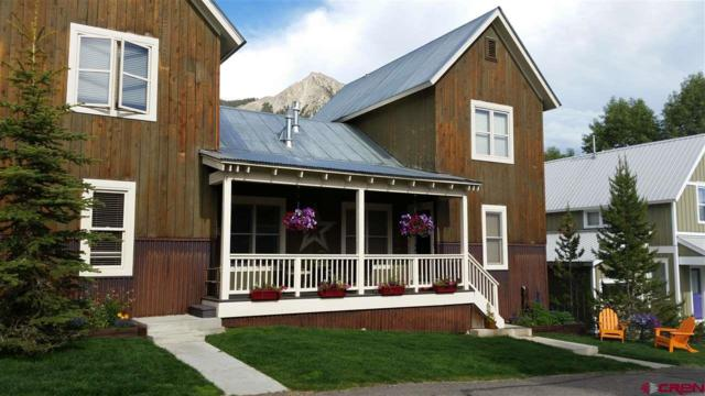 205 Horseshoe Drive B, Mt. Crested Butte, CO 81225 (MLS #759912) :: The Dawn Howe Group | Keller Williams Colorado West Realty
