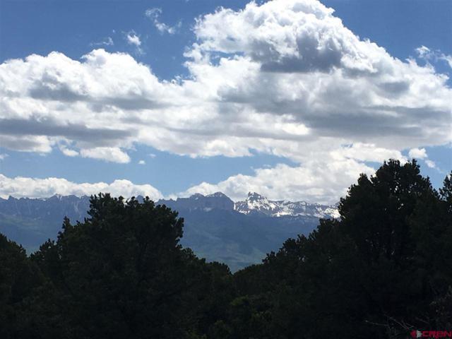 160 Cedar Lane E, Ridgway, CO 81432 (MLS #759943) :: The Dawn Howe Group | Keller Williams Colorado West Realty