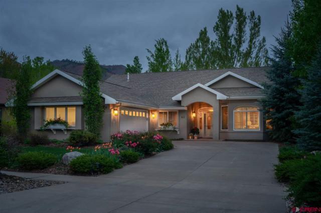 66 Troon Trail, Durango, CO 81301 (MLS #759975) :: Durango Mountain Realty