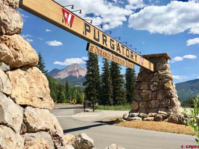 29 Nordic (Lot G5) Court, Durango, CO 81301 (MLS #760013) :: Durango Mountain Realty