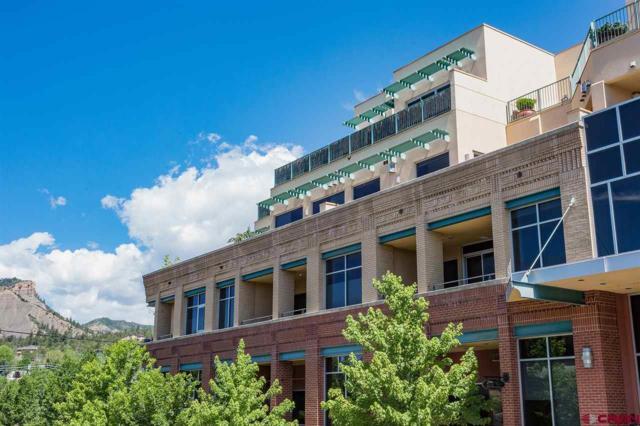1201 Main Avenue #206, Durango, CO 81301 (MLS #760053) :: Durango Mountain Realty