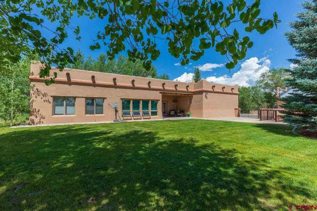 606 Hwy 172, Durango, CO 81303 (MLS #760180) :: Durango Mountain Realty