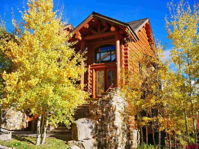 123 Tristant Drive, Telluride, CO 81435 (MLS #760186) :: The Dawn Howe Group | Keller Williams Colorado West Realty