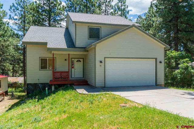 65 Trail Wood Drive, Durango, CO 81303 (MLS #760205) :: Durango Mountain Realty
