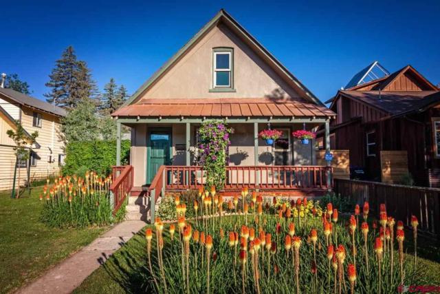2339 W 3rd Avenue, Durango, CO 81301 (MLS #760207) :: Durango Mountain Realty