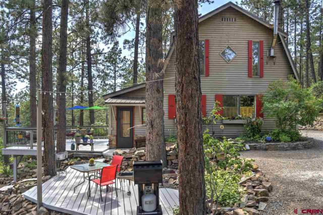 16 Canyon Drive, Durango, CO 81301 (MLS #760208) :: Durango Mountain Realty