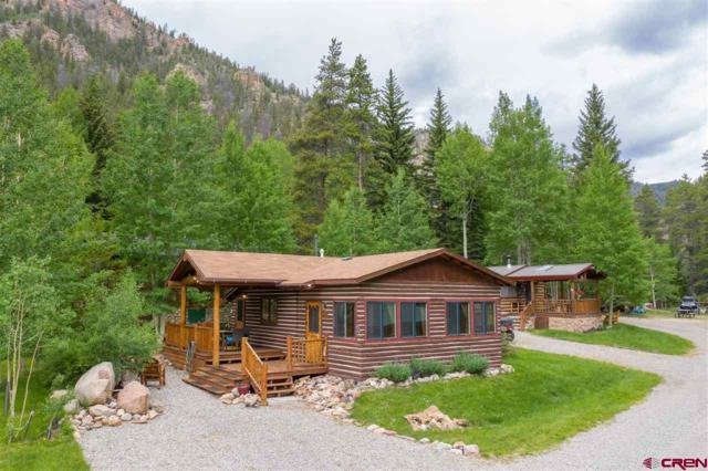 1730 County Road 744 #2, Almont, CO 81210 (MLS #760284) :: The Dawn Howe Group | Keller Williams Colorado West Realty