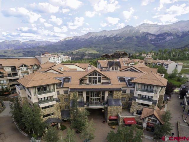 567 Mountain Village Boulevard 411-7, Mountain Village, CO 81435 (MLS #760380) :: The Dawn Howe Group | Keller Williams Colorado West Realty