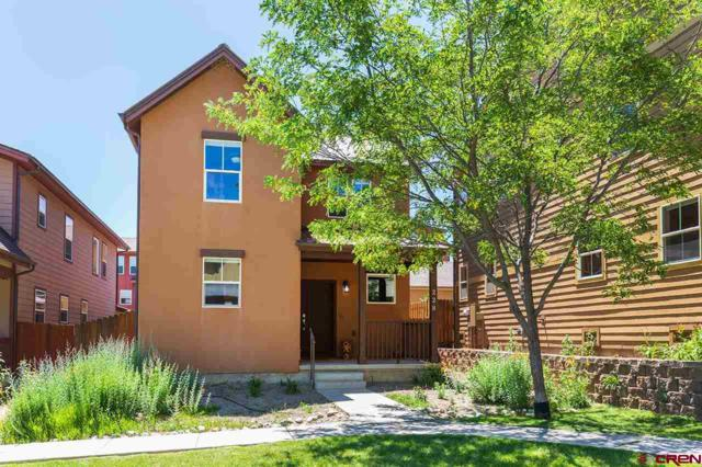 228 Sierra Vista Street, Durango, CO 81301 (MLS #760388) :: Durango Mountain Realty