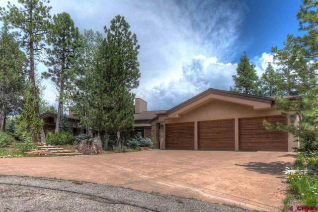 257 Goulding Creek Drive, Durango, CO 81301 (MLS #760455) :: The Dawn Howe Group | Keller Williams Colorado West Realty