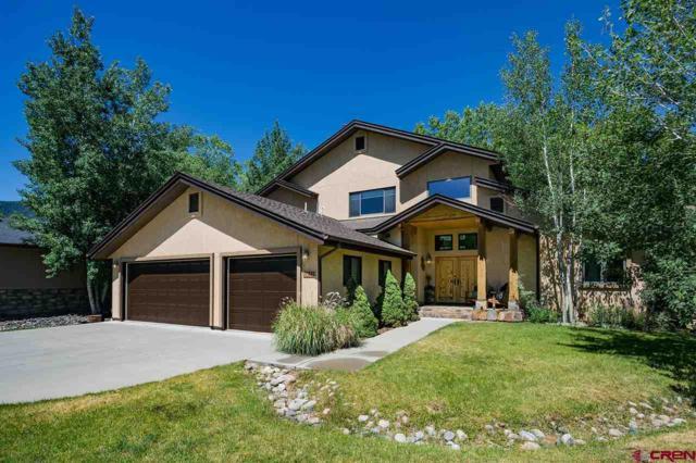 332 Horse Thief Lane, Durango, CO 81301 (MLS #760498) :: Durango Mountain Realty