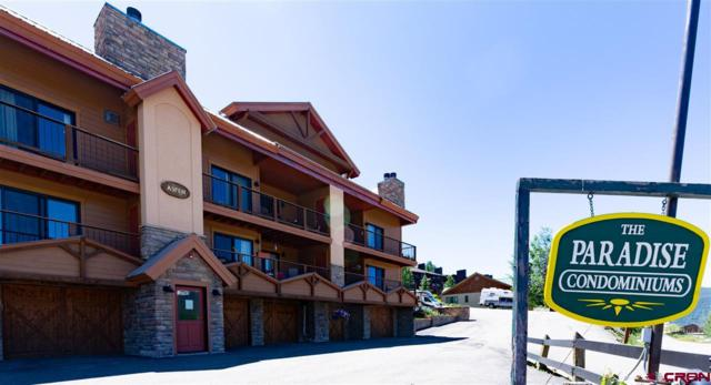 20 Hunter Hill #101, Mt. Crested Butte, CO 81225 (MLS #760502) :: The Dawn Howe Group | Keller Williams Colorado West Realty