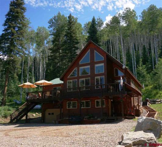 310 Aspen Drive, Durango, CO 81301 (MLS #760554) :: Durango Mountain Realty