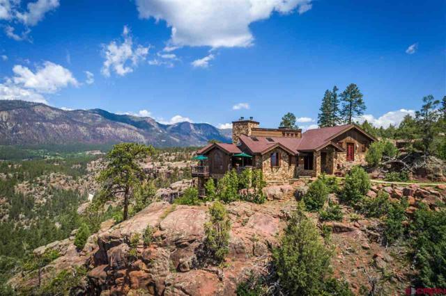 1201 E Celadon Drive, Durango, CO 81301 (MLS #760566) :: Durango Mountain Realty