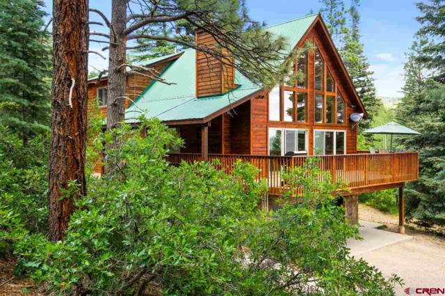 1445 Silver Mesa Driveway, Durango, CO 81301 (MLS #760579) :: Durango Mountain Realty