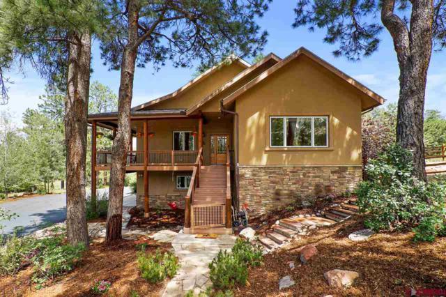 150 Snowcap, Durango, CO 81303 (MLS #760580) :: Durango Mountain Realty