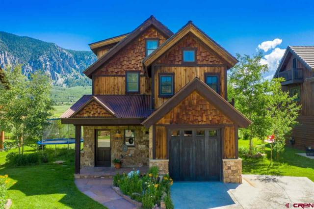 101 Alpine Court, Crested Butte, CO 81224 (MLS #760617) :: The Dawn Howe Group | Keller Williams Colorado West Realty