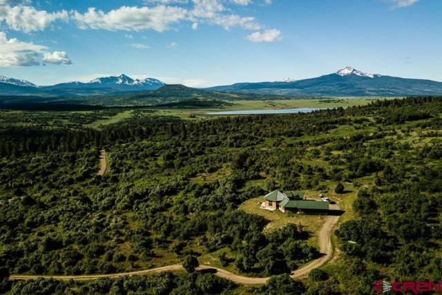 1535 N Gurley Lake Drive, Norwood, CO 81423 (MLS #760644) :: The Dawn Howe Group | Keller Williams Colorado West Realty