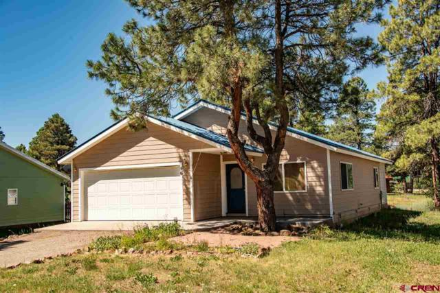 56 Chipper Court, Pagosa Springs, CO 81147 (MLS #760652) :: The Dawn Howe Group   Keller Williams Colorado West Realty