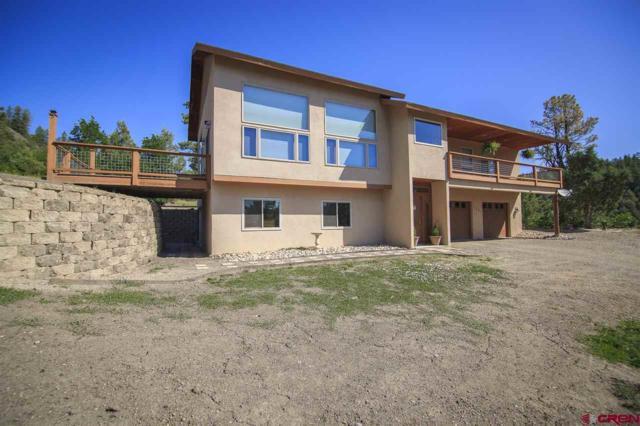 1601 Harvard, Pagosa Springs, CO 81147 (MLS #760653) :: The Dawn Howe Group   Keller Williams Colorado West Realty