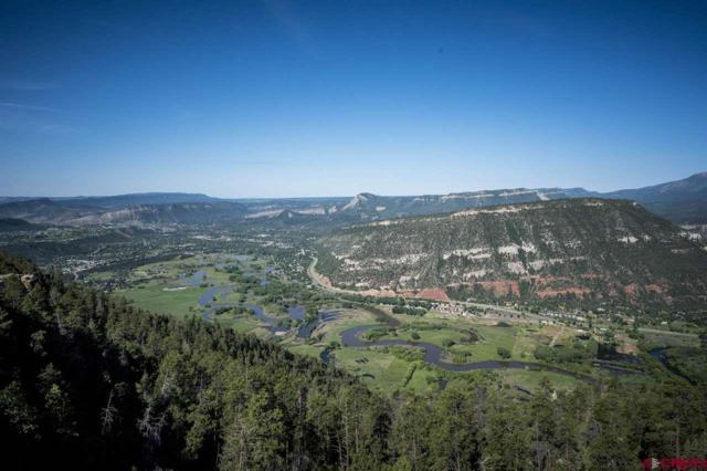Lot 8 Durango Cliffs Dr, Durango, CO 81301 (MLS #760659) :: Durango Mountain Realty
