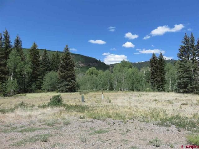 Lot 41 Bear Creek, Antonito, CO 81120 (MLS #760716) :: The Dawn Howe Group | Keller Williams Colorado West Realty