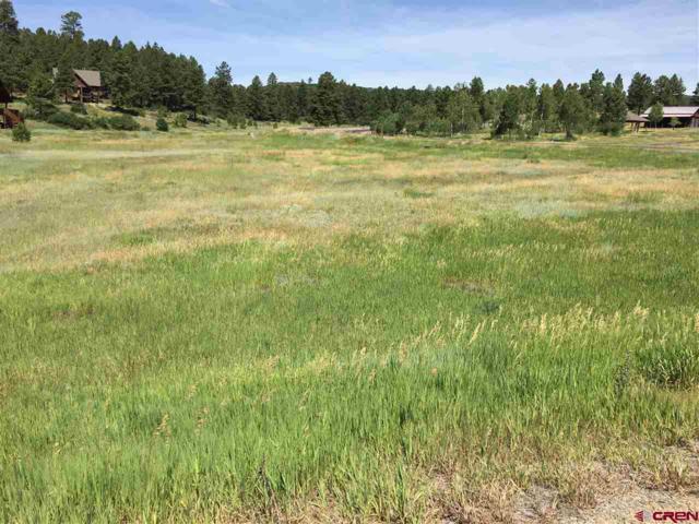 152 Santino Pl, Pagosa Springs, CO 81147 (MLS #760818) :: The Dawn Howe Group   Keller Williams Colorado West Realty