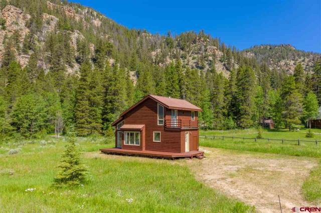 633 County Road 54, Almont, CO 81224 (MLS #760835) :: The Dawn Howe Group | Keller Williams Colorado West Realty