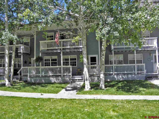114 Spruce Court O, Ouray, CO 81427 (MLS #760866) :: The Dawn Howe Group   Keller Williams Colorado West Realty