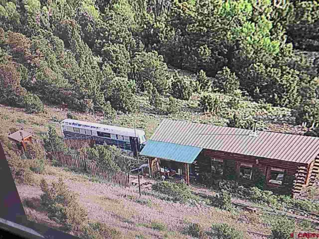 39124 Co Rd P42, Saguache, CO 81149 (MLS #760875) :: The Dawn Howe Group   Keller Williams Colorado West Realty