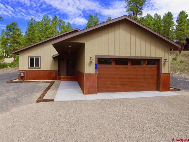 40 Gala Place, Pagosa Springs, CO 81147 (MLS #760877) :: The Dawn Howe Group | Keller Williams Colorado West Realty