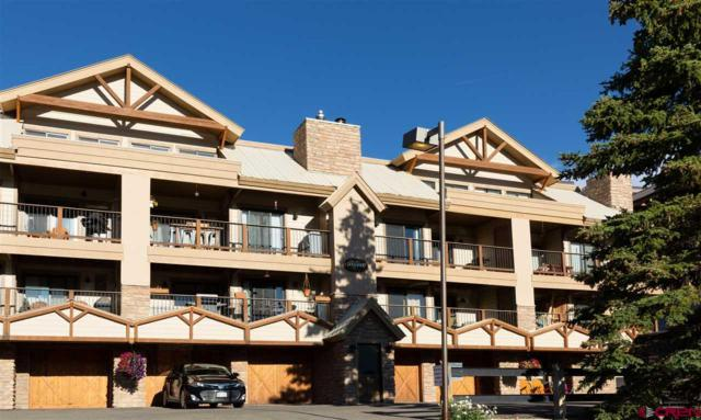 20 Hunter Hill Rd #210, Mt. Crested Butte, CO 81225 (MLS #760887) :: The Dawn Howe Group | Keller Williams Colorado West Realty