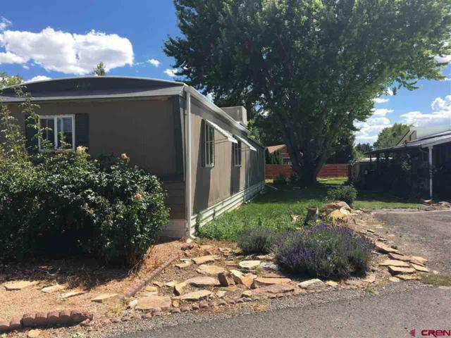 383 S Hillcrest Drive #86, Montrose, CO 81401 (MLS #760889) :: The Dawn Howe Group   Keller Williams Colorado West Realty