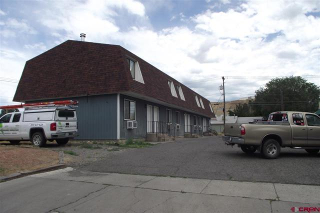 842 S 2nd Street, Montrose, CO 81401 (MLS #760895) :: The Dawn Howe Group   Keller Williams Colorado West Realty