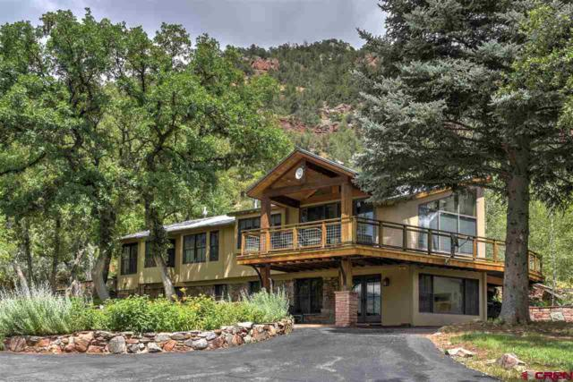 2830 Cr 250, Durango, CO 81301 (MLS #760901) :: The Dawn Howe Group | Keller Williams Colorado West Realty