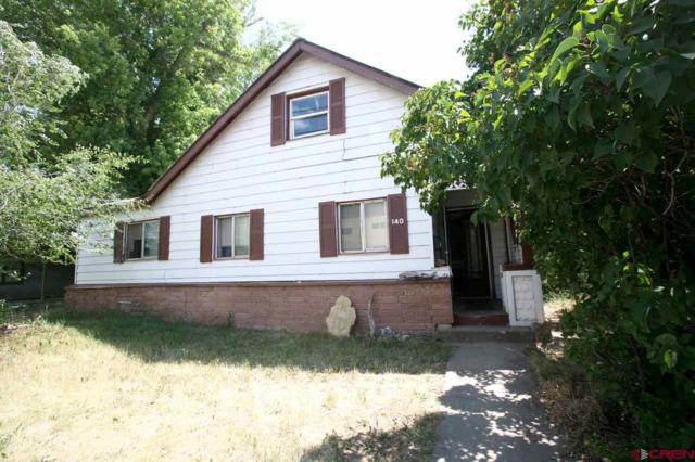 140 E 29th Street, Durango, CO 81301 (MLS #760910) :: Durango Mountain Realty