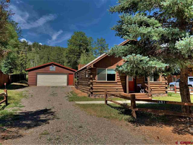 151 Fir Drive, South Fork, CO 81154 (MLS #760985) :: The Dawn Howe Group | Keller Williams Colorado West Realty
