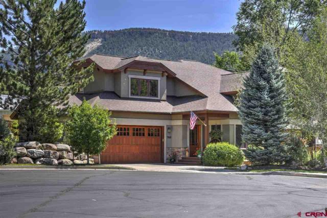 792 Animas View Drive #13, Durango, CO 81301 (MLS #761021) :: Durango Mountain Realty