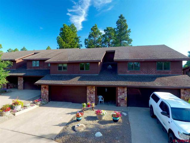 255 Pine Ridge Loop C5, Durango, CO 81301 (MLS #761113) :: Durango Mountain Realty