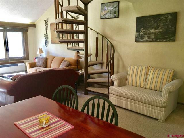 314 N Tamarron Drive #340, Durango, CO 81301 (MLS #761172) :: Durango Mountain Realty