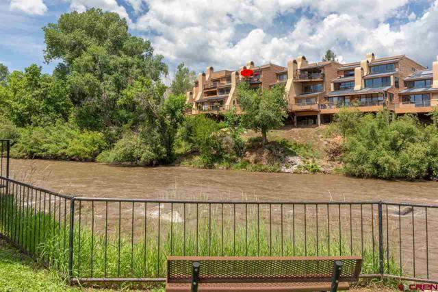 399 W Park Avenue C-3, Durango, CO 81301 (MLS #761239) :: Durango Mountain Realty
