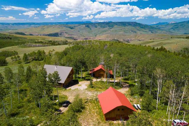 TBD Cr 743 Road, Gunnison, CO 81230 (MLS #761367) :: The Dawn Howe Group | Keller Williams Colorado West Realty