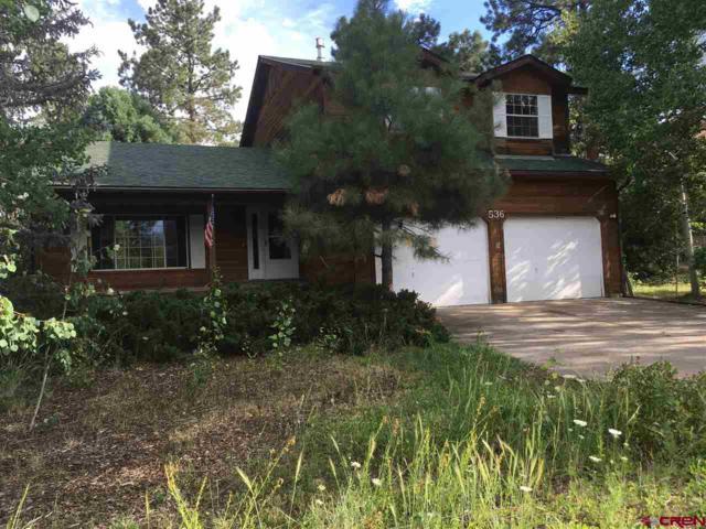 536 Oak, Durango, CO 81301 (MLS #761442) :: The Dawn Howe Group | Keller Williams Colorado West Realty