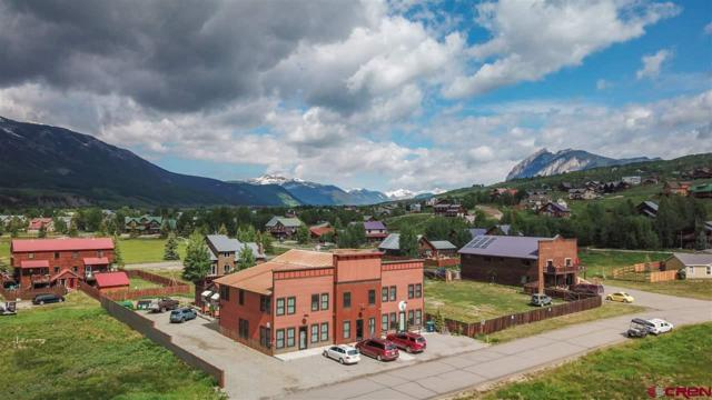 241 Gillaspey Avenue R-2, Crested Butte, CO 81224 (MLS #761613) :: The Dawn Howe Group | Keller Williams Colorado West Realty