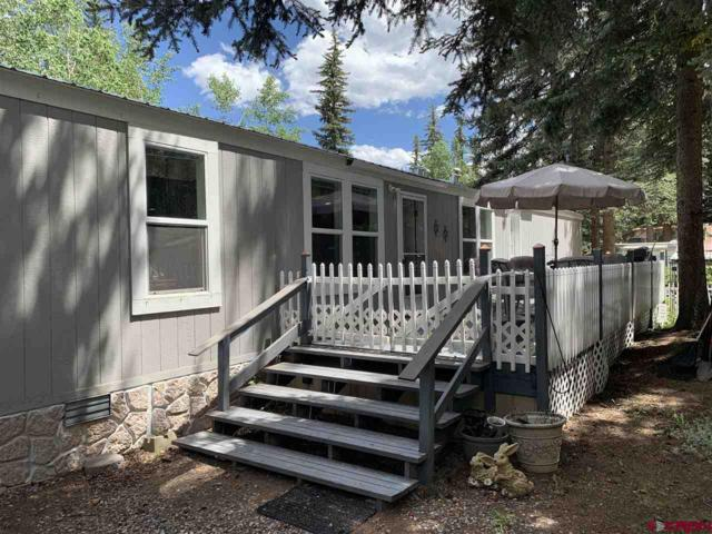 123 Mountain River Road, Vallecito Lake/Bayfield, CO 81122 (MLS #761743) :: The Dawn Howe Group | Keller Williams Colorado West Realty