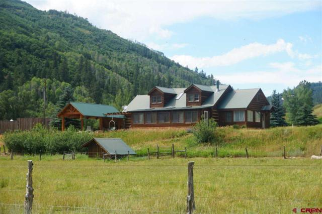 41020 Road 38 New A, 16910 Rd, Dolores, CO 81323 (MLS #761793) :: The Dawn Howe Group   Keller Williams Colorado West Realty